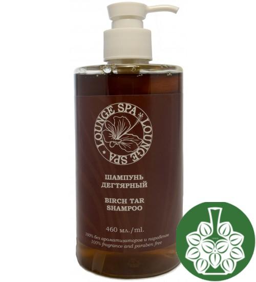 Tar shampoo for dandruff