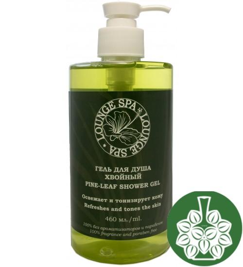 Shower gel coniferous