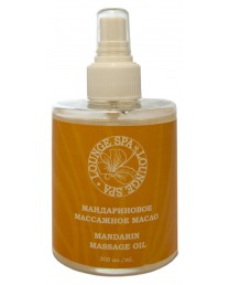 Massage tangerine oil