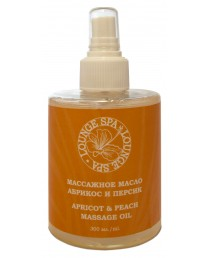 Massage oil Apricot and peach