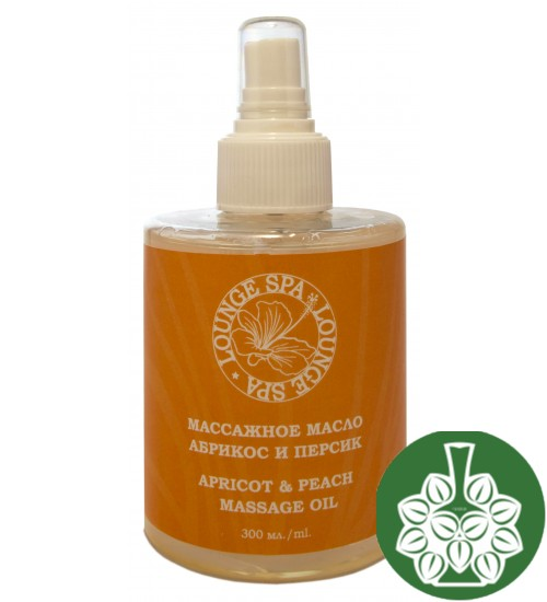 Massage oil Apricot and peach