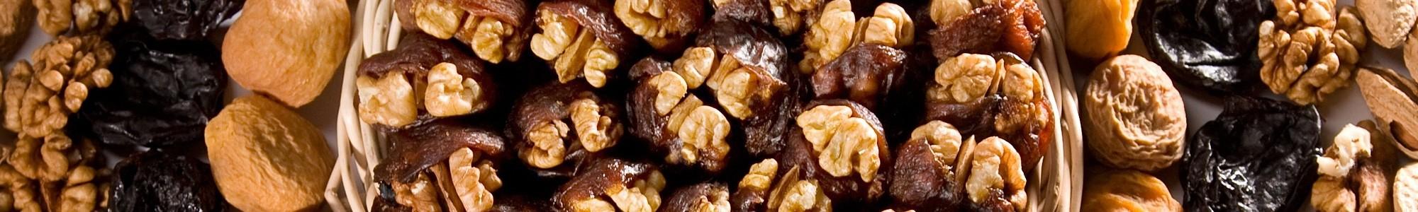 Алани (сухофрукты с орехами)