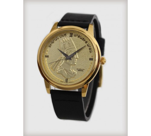 Wristwatch Tigran the Great  Т-001
