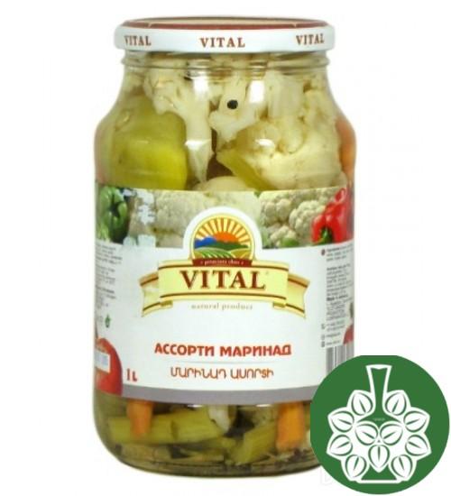Assorted marinade ( Vital 1L )
