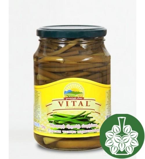 Marinated Garlic Arrows ( Vital 1L )