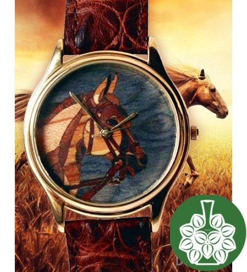 "Wristwatch Arami A-020A ""Racehorse"""