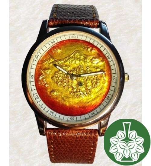 "Wristwatch Arami A-041 ""Noah"" (3D/Silver)"