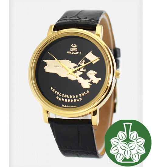 Wristwatch Nikolay N-004