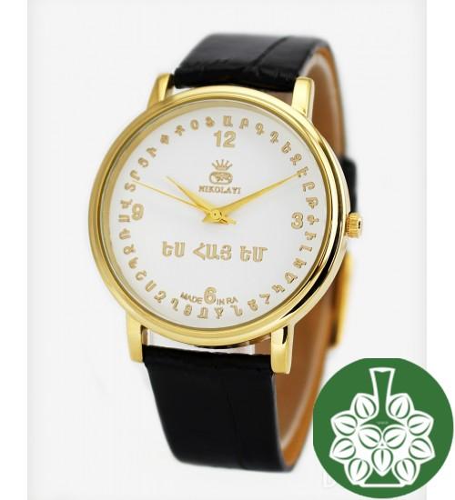 Wristwatch Nikolay N-005A