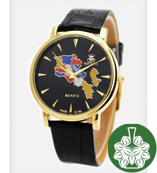 Wristwatch Nikolay N-035