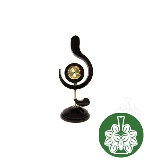 """Часы """"Скрипичный ключ"""""""