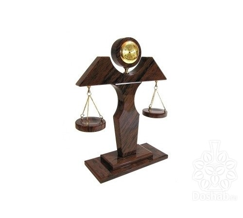 "Clock ""Scales"""