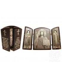 "Icon ""Triple fold medium book"""