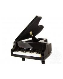 """Casket """"Piano"""""""